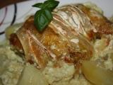 Hermelínové kuře recept
