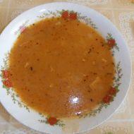 Gulášovo-frankfurtská polévka recept