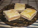 Jablkový mřížkový koláč recept