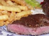 Biftek recept