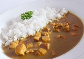 Kuřecí kostky na kari recept