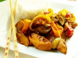 Kuře v aceto balsamico recept