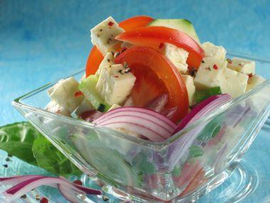 Řecký selský salát