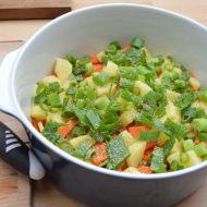 Dušená zelenina z trouby recept