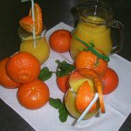 Pomerančový džus s meruňkami recept