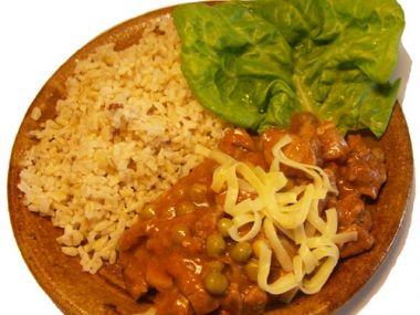 Recept Mexický guláš