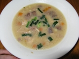 Drůbková polévka recept