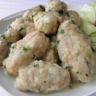 Pošírované rybí šišky recept