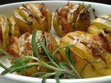 Bylinkové brambory pečené na hrubé soli recept