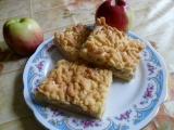 Jablkový koláč se sněhem 2 recept