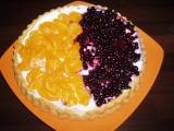 Rychlý tvarohový dort recept