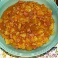 Rychlý bramborový guláš recept