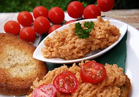 Tatarák  skoro tatarák  z brambor recept