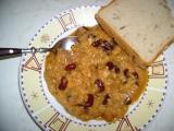 Fazolový guláš II. recept