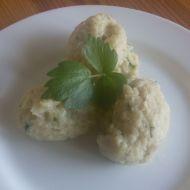 Knedlíky ze syrových brambor recept