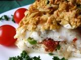 Plněný, křupavý pangas recept