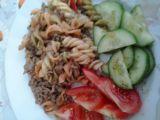 Těstoviny s mletým hovězím masem recept