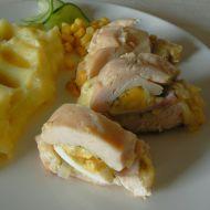 Kuřecí roláda ve formě recept