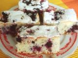 Ovocný koláč s jogurtem recept