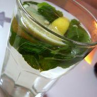 Mátový čaj s citronem recept