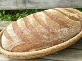 Pindruše pohankový chlebík recept
