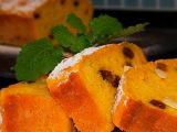 Pomerančový chlebíček II. recept