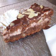 Mandlový dort recept