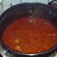 Studentské jídlo recept