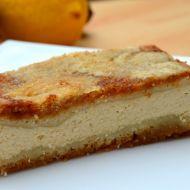 Rychlý tvarohový koláč s krustou recept