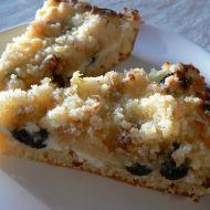 Tvarohový koláč tety Moniky recept