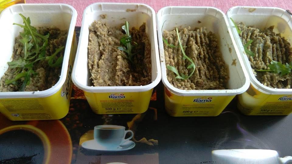 Luštěninová jíška do polévek bez tuku a bez mouky  taková moje ...
