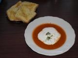 Rajská polévka na italský způsob recept