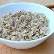 Ovesná kaše s chia semínky recept