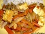 Bambusová tofučína recept
