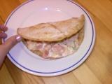 Blesková tortilla recept