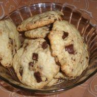 Čokoládové cookiesky recept