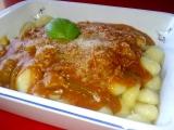 Paprikovo-rajčatová omáčka se sójovými kostkami recept ...