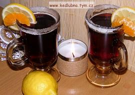 Zázvorový punč (protichřipkový :-) recept