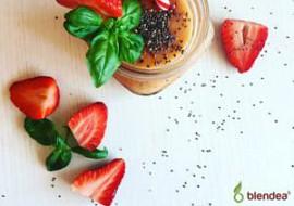 Mangové smoothie s chia recept