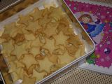 Kokosové hvězdičky od babičky recept