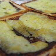 Rychlé toasty recept