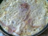 Omeletka s kořením recept