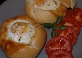 Zapečená vejce recept