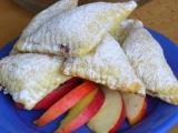 Šátečky s jablky a marmeládou recept