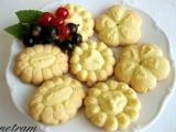 Sušenky z lisu bez lepku, mléka a vajec recept