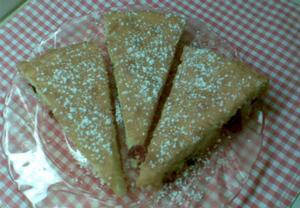 Bretonský koláč  Quatre quart