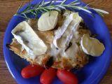 Kapusta s uzeninou a hříbky zapečená hermelínem recept ...