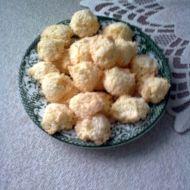 Kokosky z celých vajec recept