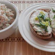 Celerová pomazánka s pomazánkovým máslem recept