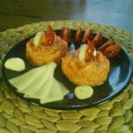 Tatarák z lososa s topinkami recept